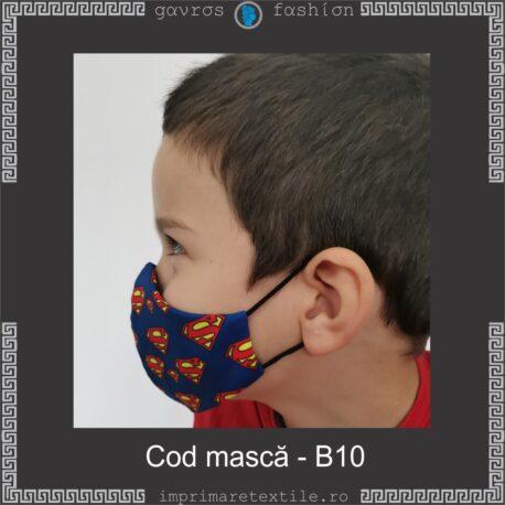 Mască personalizată copii cod B10 (2)