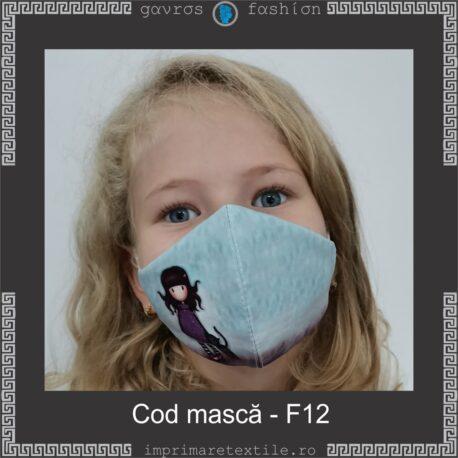 Mască personalizată copii cod F12 (2)